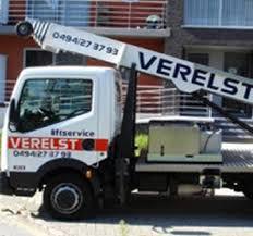 Verhuislift huren Herentals